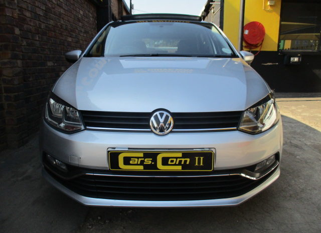 2015 VW POLO GP 1.2 TSI COMFORTLINE R219 995. full