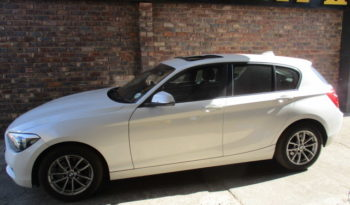 2015 BMW 116i 5DR A/T (F20) R239 995. full