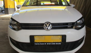 2010 VW POLO 1.6 COMFORTLINE 5DR R139 995. full