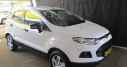 2017 FORD ECOSPORT 1.5 TIVCT AMBIENTE R219 995.