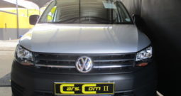 2017 VW CADDY 1.6 PANELVAN R229 995.