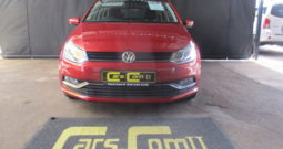 2017 VW POLO GP 1.2 TSI HIGHLINE (81KW) R249 995.