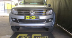 2015 VW AMAROK 2.0 BITDI HIGHLINE 132KW 4 MOTION DSG D/C R379 995.