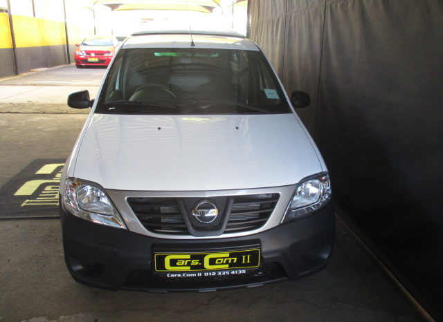 2018 NISSAN NP 200 1.5 DCI A/C SAFETY PACK P/U S/C R189 995. full