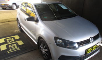 2014 VW POLO GP 1.2 TSI TRENDLINE 5DR R169 995. full