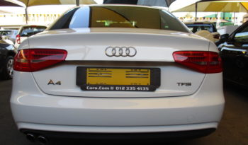 2015 AUDI A4 1.8 T SE MULTiTRONIC R259 995. full