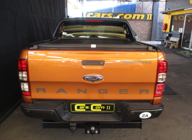 2016 FORD RANGER 3.2 TDCI WILDTRAK 4X2 AUTO D/C R469 995. full