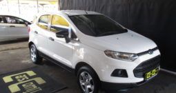 2016 FORD ECOSPORT 1.5 TIVCT AMBIENTE R199 995.