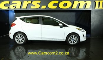 2019 FORD FIESTA 1.0 ECOBOOST TREND 5DR A/T R249 995. full