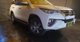 2018 TOYOT FORTUNER 2.4 GD-6 R/B A/T R369 995.